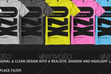 دانلود ماک آپ فتوشاپ تی شرت – شماره 2
