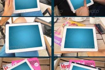 دانلود ماک آپ فتوشاپ تبلت – Tablet Mock Up