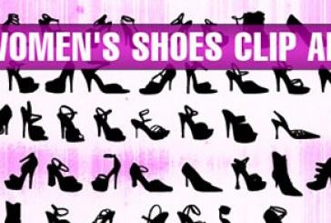 دانلود وکتور های کفش زنانه – Women Shoes