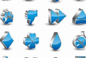 دانلود آیکون های سه بعدی – شماره 2