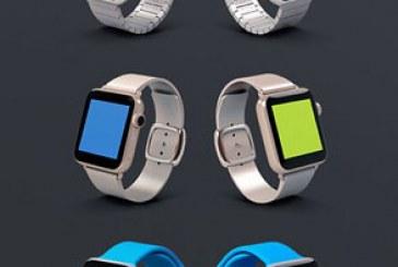 دانلود ماک آپ ساعت اپل Apple Watch