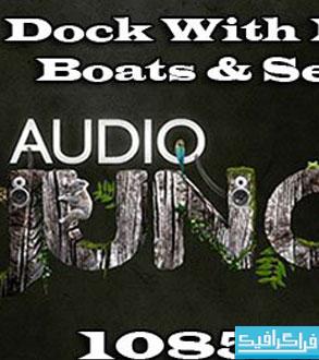 دانلود افکت صوتی اسکله-مرغ دریایی-قایق ماهیگیری