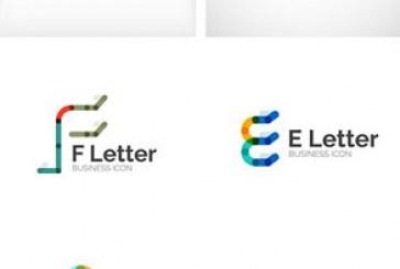 دانلود لوگو های حروف انگلیسی – شماره 2