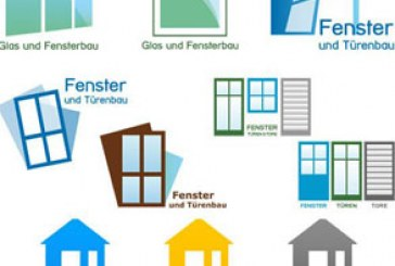 دانلود لوگو های مختلف با طرح پنجره