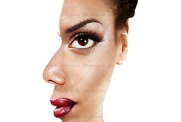 آموزش فتوشاپ ساخت تصویر دو جهتی پُرتره