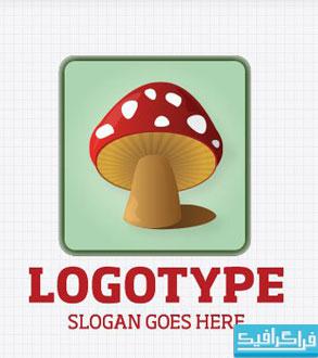 دانلود لوگو قارچ - Mushroom Logo