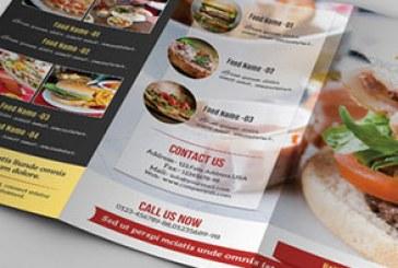 دانلود فایل لایه باز منوی رستوران – شماره 2
