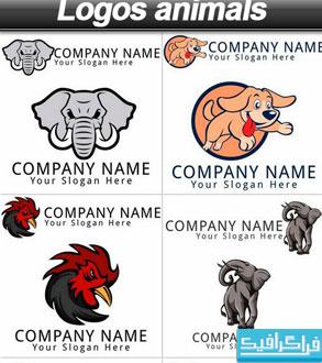 دانلود لوگوی حیوانات - Animals Logo