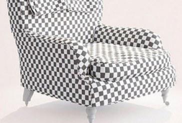دانلود مدل سه بعدی صندلی راحتی – شماره 3
