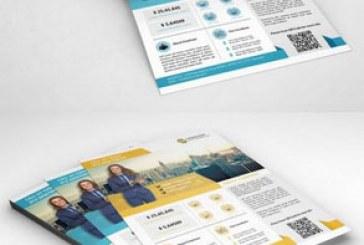 فایل لایه باز ایندیزاین پوستر تجاری