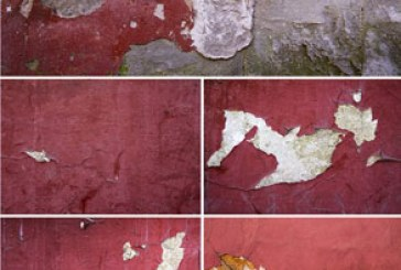 دانلود تکسچر های دیوار پوسته پوسته شده