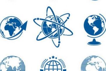 دانلود لوگو های کره زمین