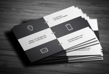 دانلود کارت ویزیت خلاقانه – طرح شماره 6