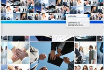 پروژه افتر افکت ارائه مطلب شرکتی