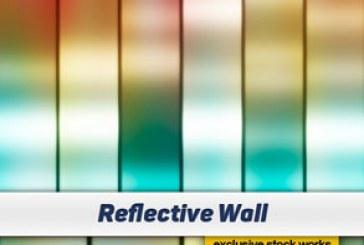 دانلود تکسچر های دیوار انعکاسی