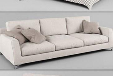 دانلود مدل سه بعدی کاناپه – شماره 6