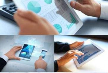 دانلود تصاویر استوک تبلت در تجارت