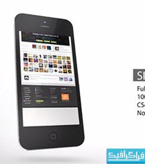 پروژه افتر افکت ویدئو تبلیغ اپلیکیشن موبایل