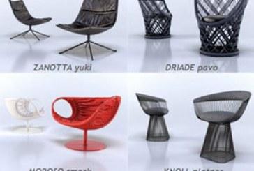 دانلود مدل های سه بعدی صندلی راحتی