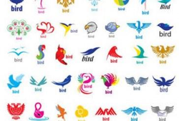 دانلود لوگو تایپ های پرنده