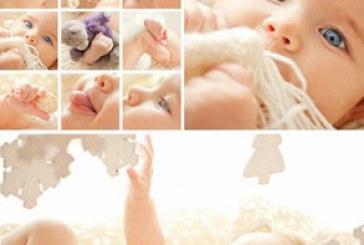 دانلود تصاویر استوک نوزاد با چشم های آبی