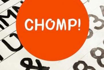 دانلود فونت انگلیسی Chomp