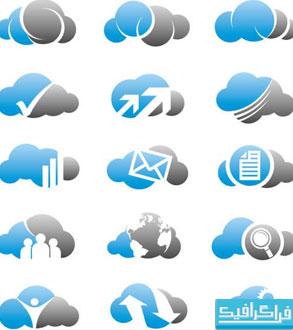 دانلود لوگو های تجاری ابر