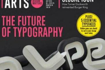 دانلود مجله گرافیک Computer Arts – جولای 2015