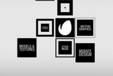 دانلود پروژه افتر افکت نمایش لوگوی شرکتی