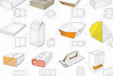 دانلود وکتور های برش جعبه محصولات