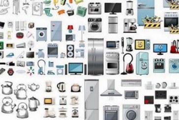 وکتور های لوازم خانگی و وسایل آشپزخانه