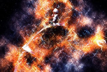 اکشن فتوشاپ افکت توده های ابر Nebula