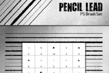 دانلود براش های فتوشاپ نوک مداد