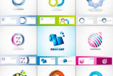 دانلود لوگو های انتزاعی رنگارنگ
