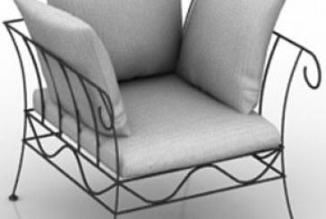 دانلود مدل سه بعدی صندلی راحتی – شماره 4