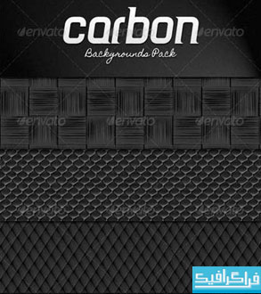 دانلود پترن های فتوشاپ کربن