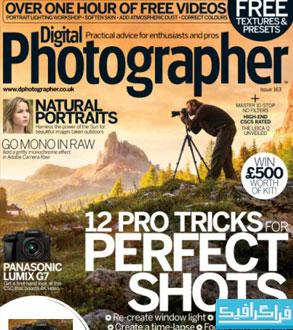دانلود مجله عکاسی Digital Photographer - شماره 163