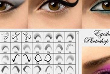 براش های فتوشاپ سایه چشم – شماره 2