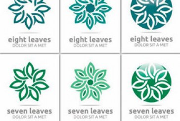 دانلود لوگو های گل سبز