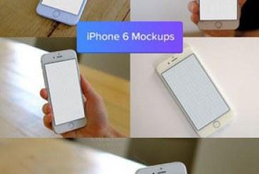 دانلود ماک آپ های گوشی iPhone 6 – شماره 2