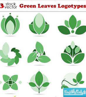 دانلود لوگو های برگ سبز - شماره 2