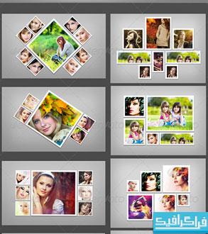 فایل لایه باز قالب قاب های عکس - شماره 7