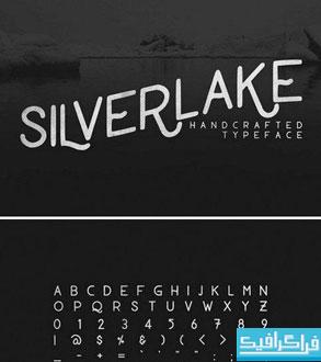 دانلود فونت انگلیسی Sliverlake