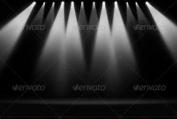 دانلود فایل لایه باز پس زمینه های نور Spot Light