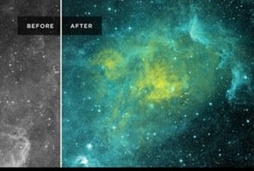 دانلود براش های فتوشاپ کهکشان – شماره 2
