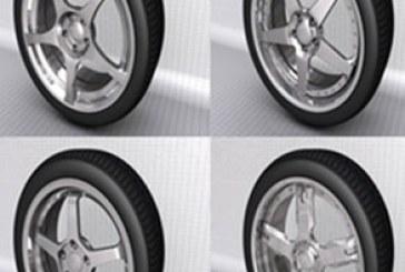 مدل های سه بعدی لاستیک و رینگ اتومبیل
