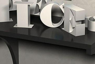 آموزش فتوشاپ ساخت حروف سه بعدی روی طاقچه