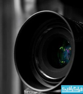 دانلود والپیپر لنز دوربین