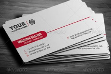 دانلود کارت ویزیت شرکتی – شماره 67