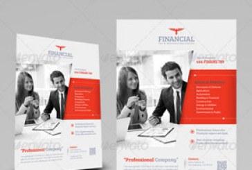 دانلود فایل لایه باز پوستر تبلیغاتی مالی